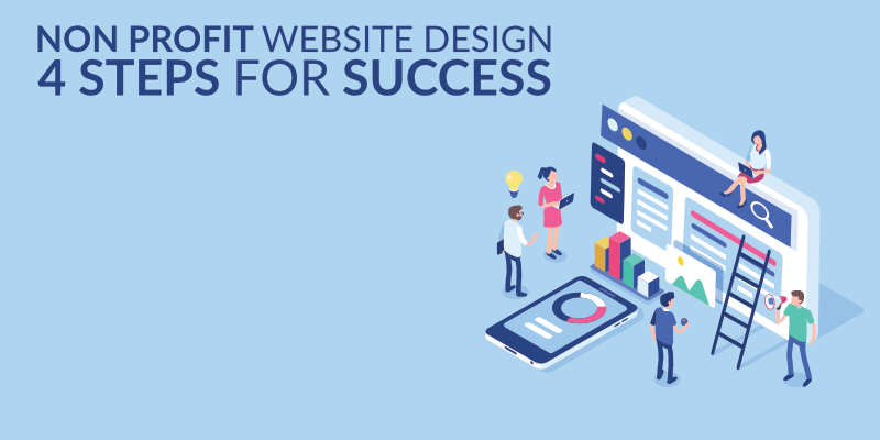 Non Profit Website Design: 4 Steps for Success