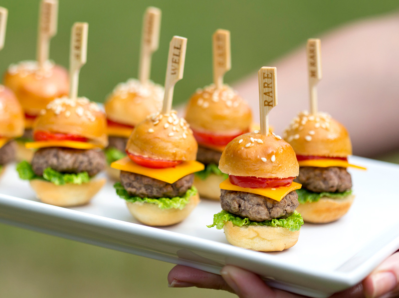 Little Event Burgers