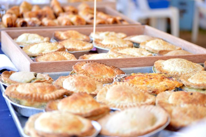 Table Full of Pies