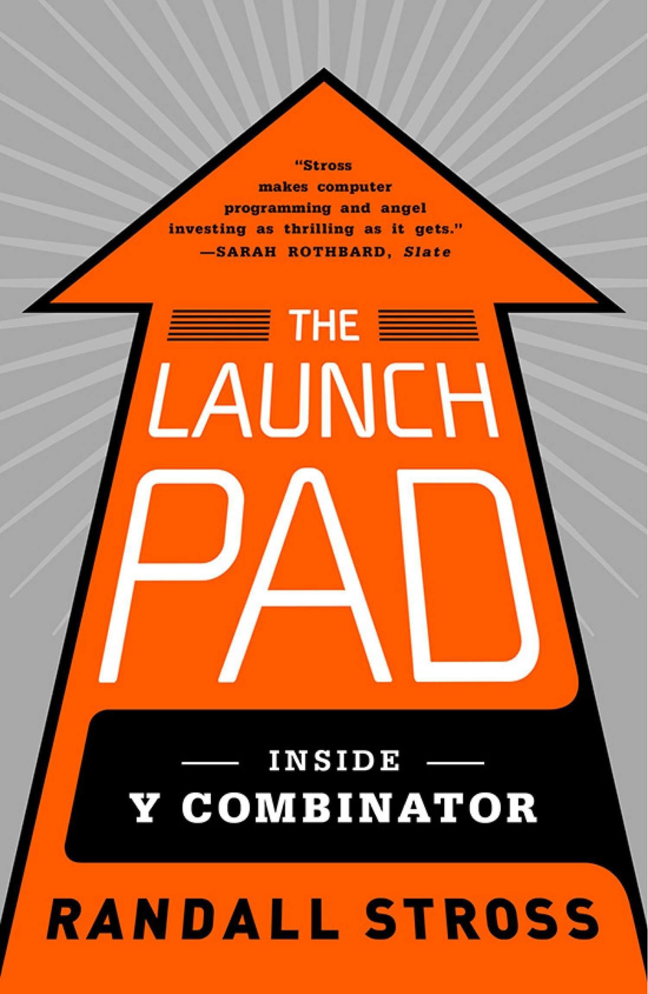 The Launchpad: Inside Y Combinator book cover