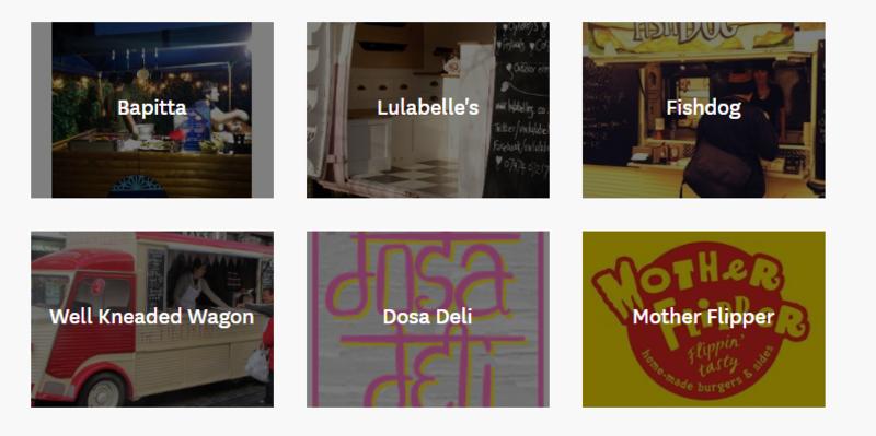 Food Trucks List