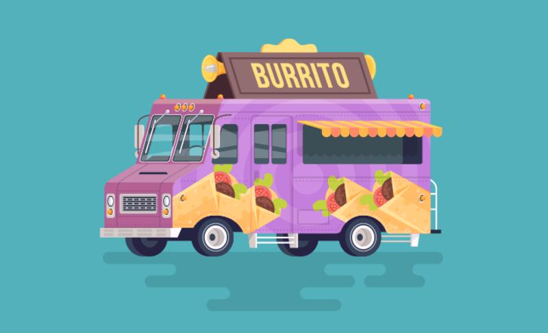 burrito food truck