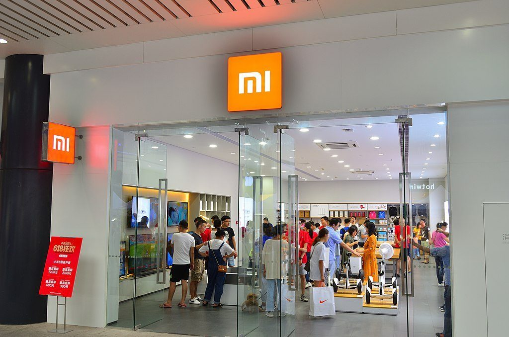 Xiaomi Store Omnichannel Marketing Examples