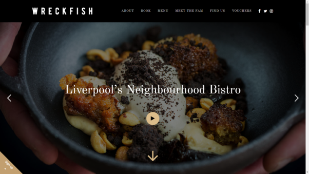 wreckfish restaurant website
