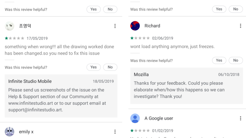 app marketing reviews