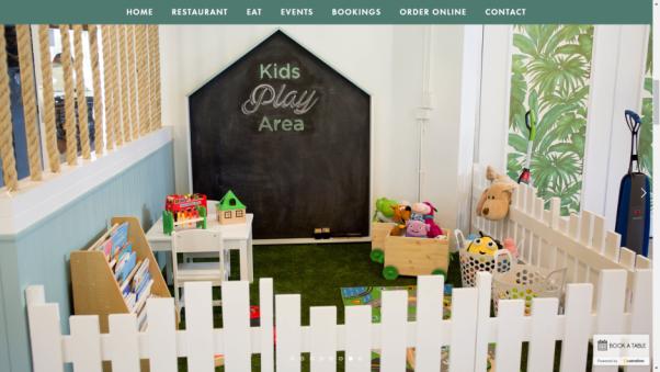 bistro on the greens restaurant website