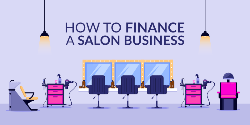 How to Finance a Salon Business
