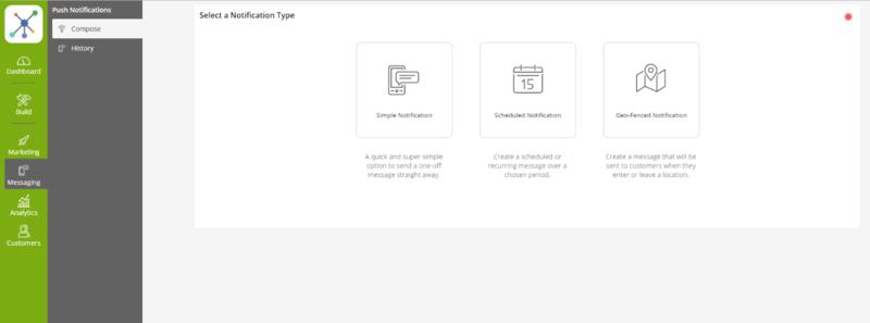 appinstitute app builder notification centre