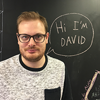 David Hall - Customer Success Manager