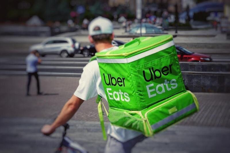 Uber Eats Restaurant Delivery