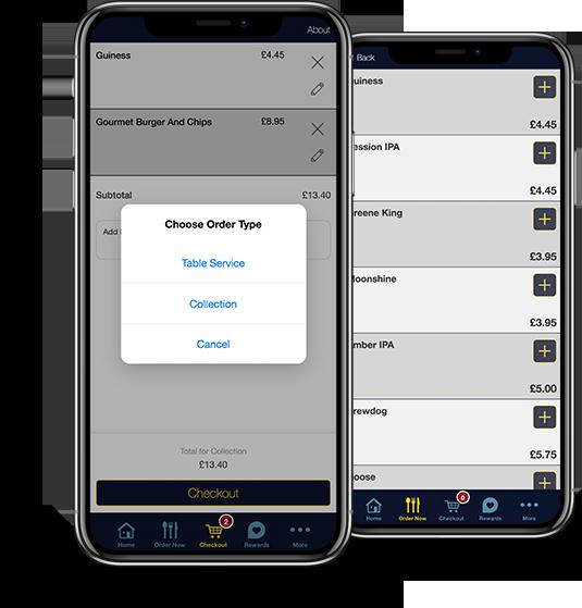 pub-takeaway-app