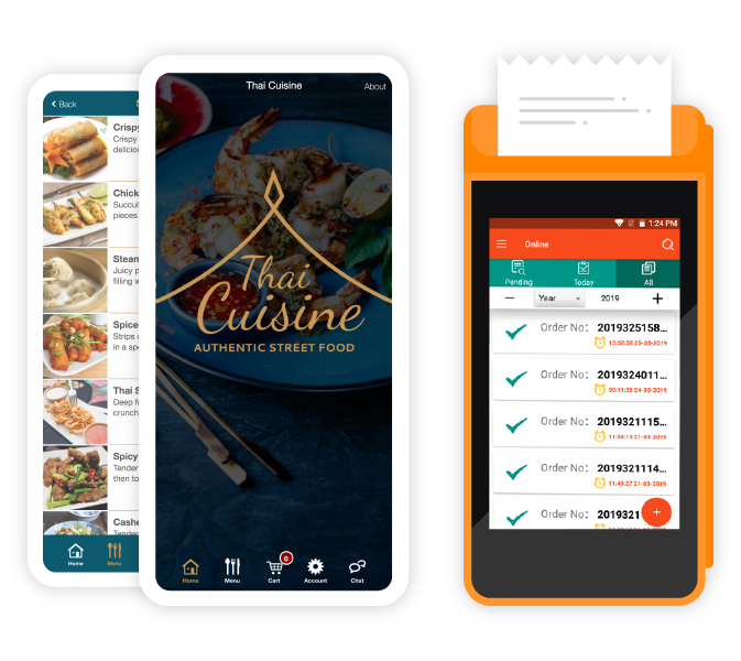 AppInstitute Online Ordering System for Restaurants