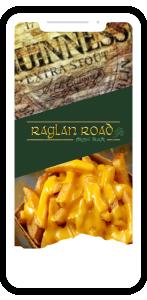 online ordering system case study raglan road