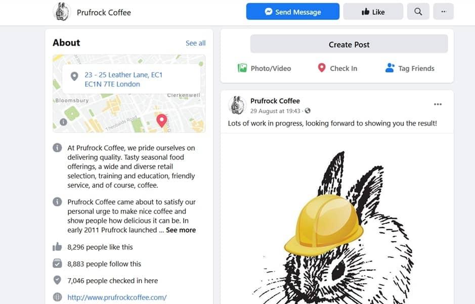 punkrock coffee facebook