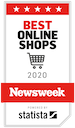 Newsweek.com has awarded Saltwaterfish.com best online shops 2020