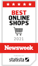Newsweek.com has awarded Saltwaterfish.com best online shops 2021