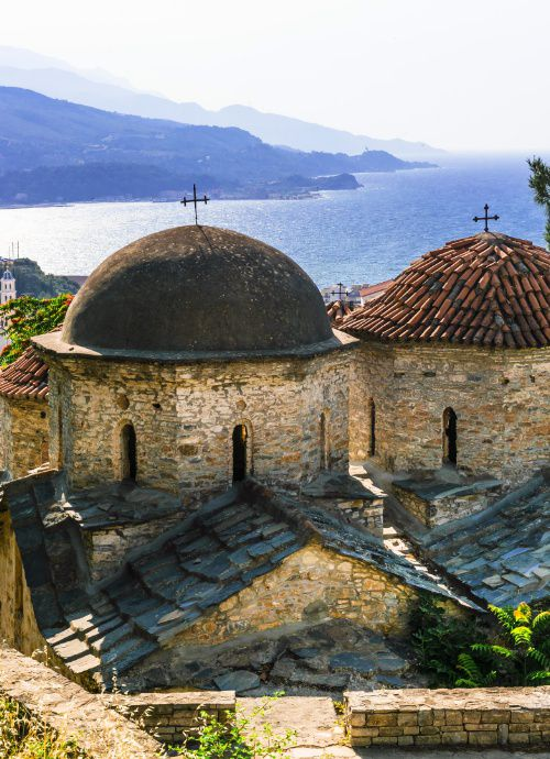 Churches of Samos
