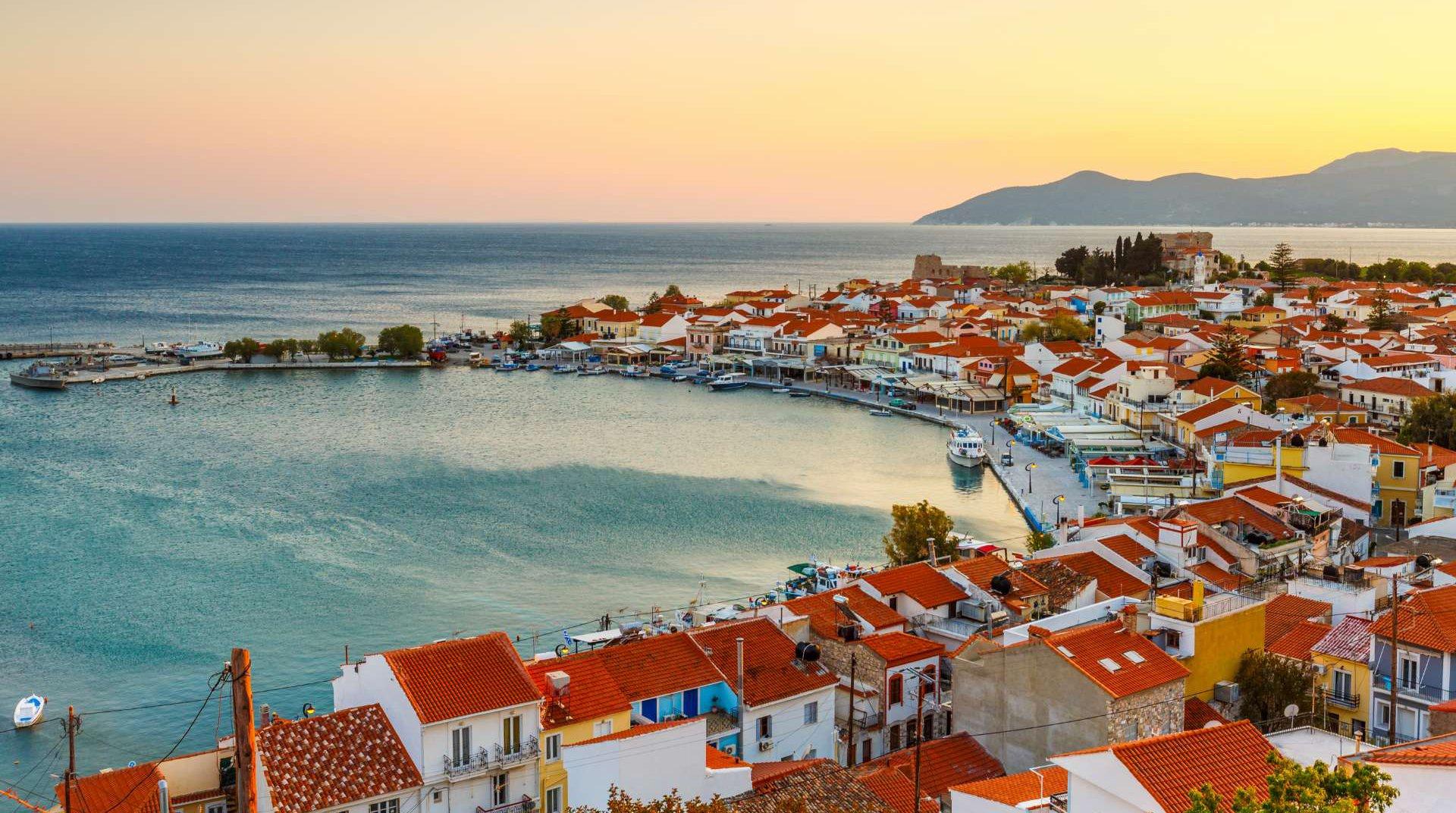 Marina of Samos