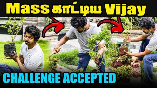 Thalapathy Vijay accepted Green India Challenge | Vijay's latest viral photos | Vijay photos master