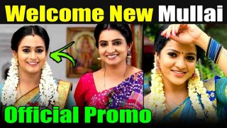 New Mullai in Pandian Stores Official Promo || Kavya replaced VJ Chithra || Vijay TV