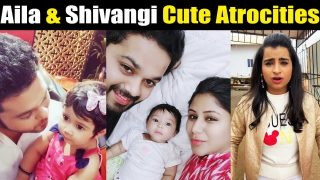 Aila Syed & Shivangi Cute Atrocities || Sanjeev Karthick & Alya baby || Cook with Comali 2