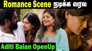 Aditi Balan OpenUp about Kutty Story Movie Making || Vijay Sethupathi Latest || Tamil Cinema Updates