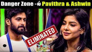 Who will get Evicted Ashwin or Pavithra?? || Cook With Comali 2 Promo || Vijay TV