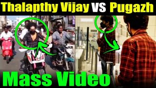 Thapathy Vijay VS Pugazh Mass ride video for Election 2021 || Thalapathy 65 Latest update