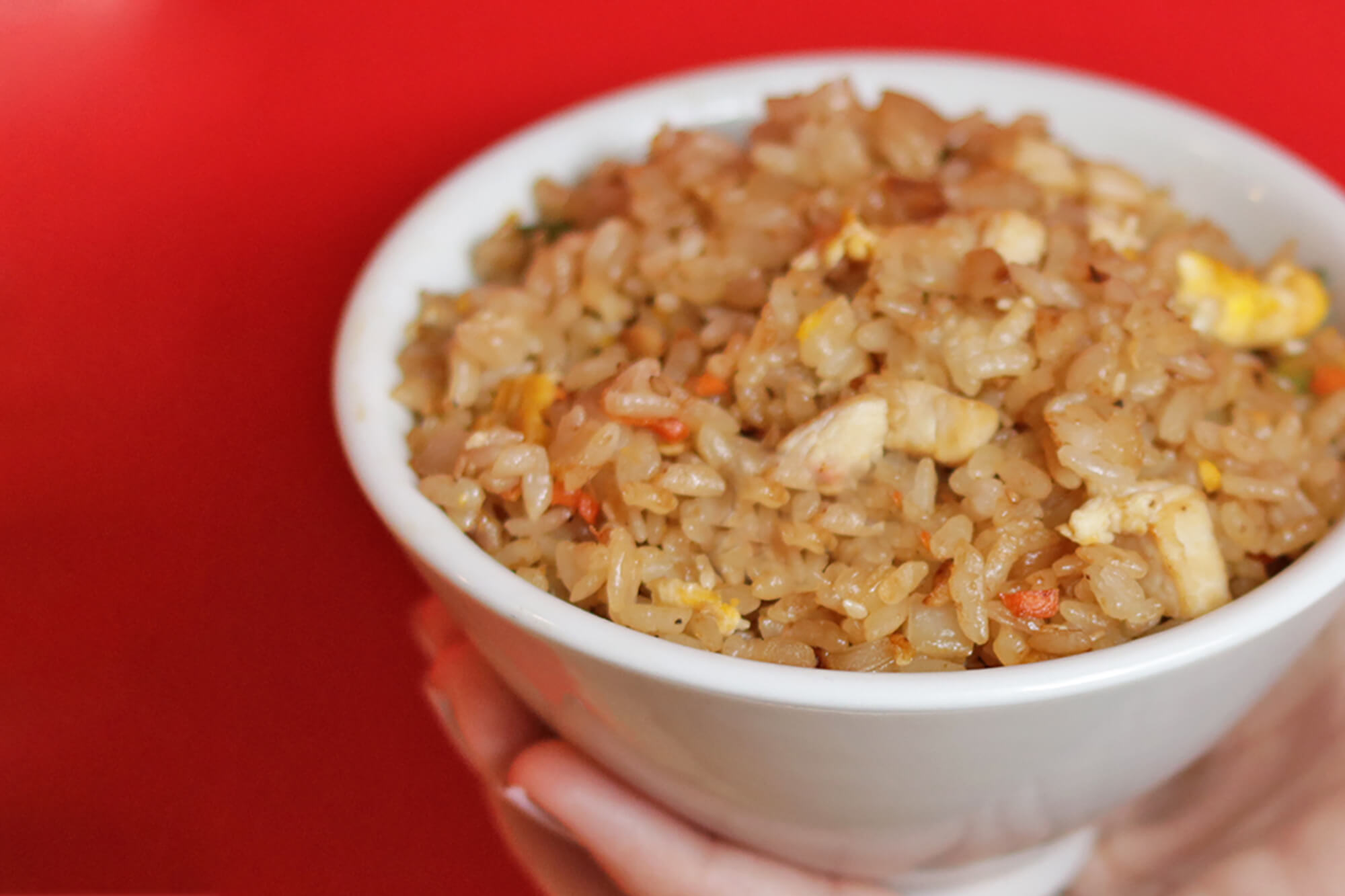 spotlight Hibachi Fried Rice