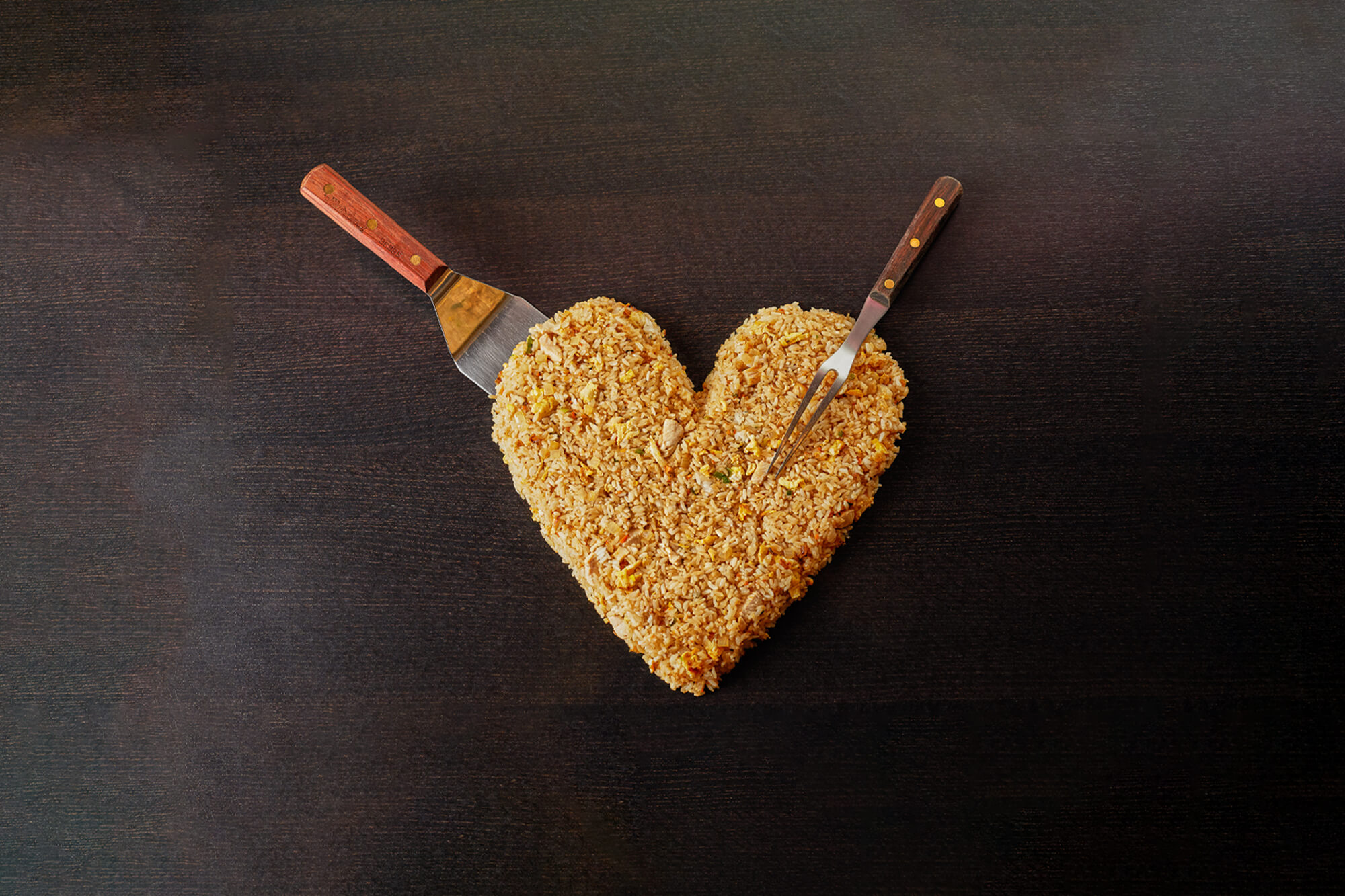 Samurai Heart Rice