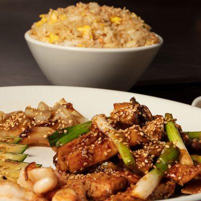 Spicy Hibachi Chicken