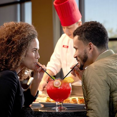 Date Night Sharing Punch Bowl