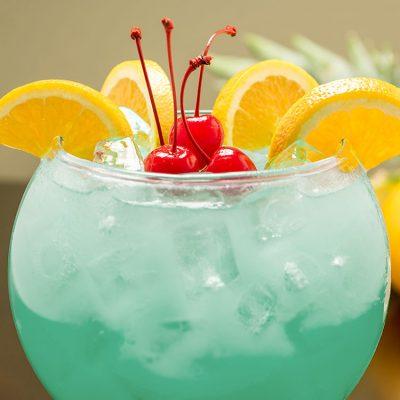 Blue Ocean Punch