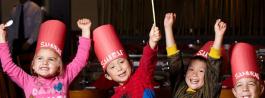 Kabuki Kids Logo