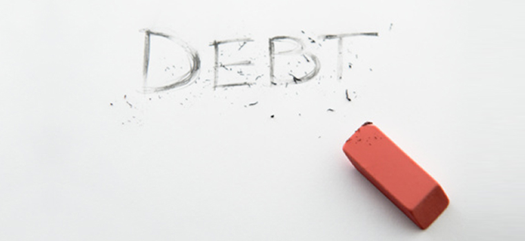 Getting rid of Debts