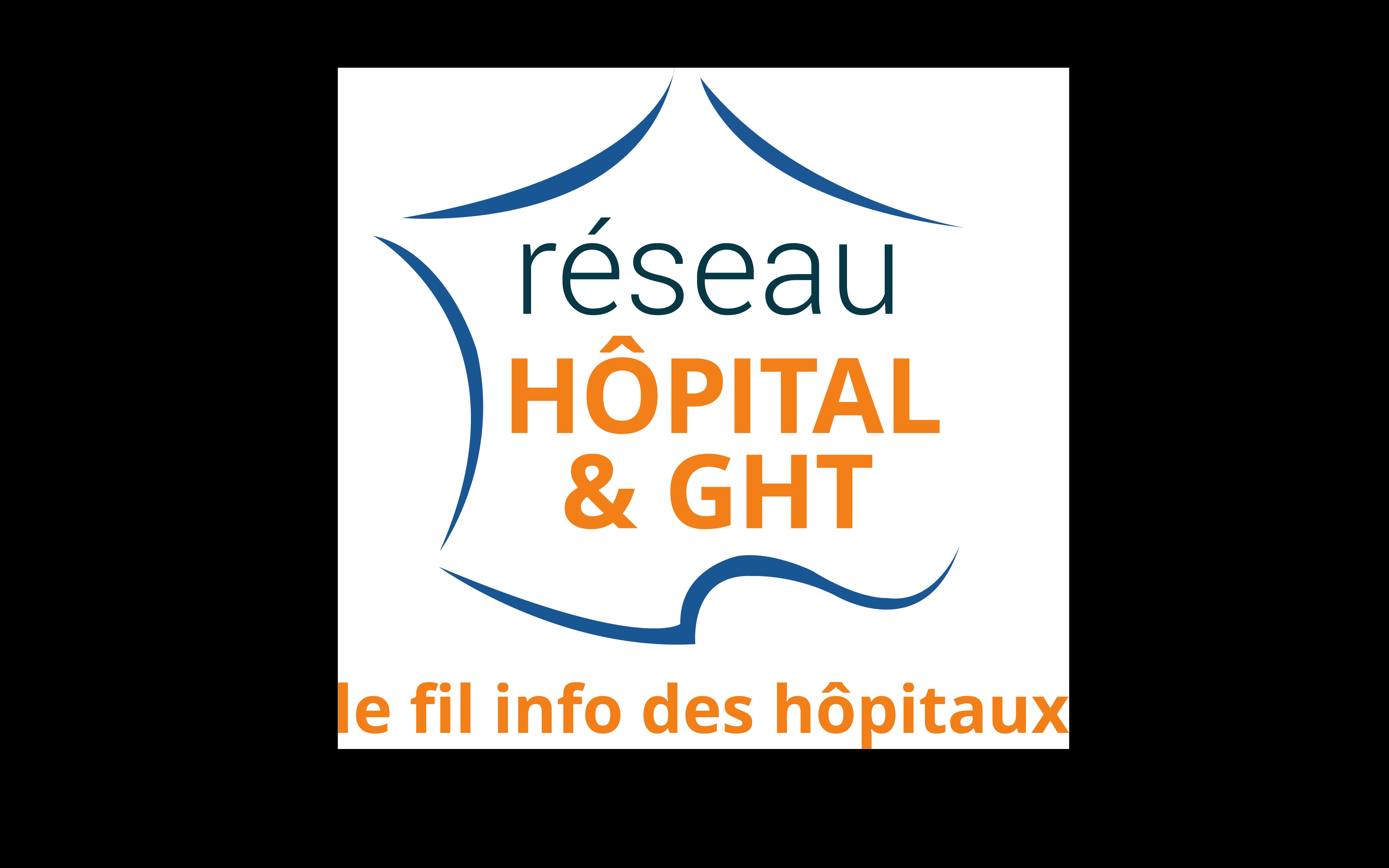 logo : Réseau Hopital et GHT