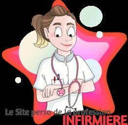 logo : Le site perso de la profession infirmière