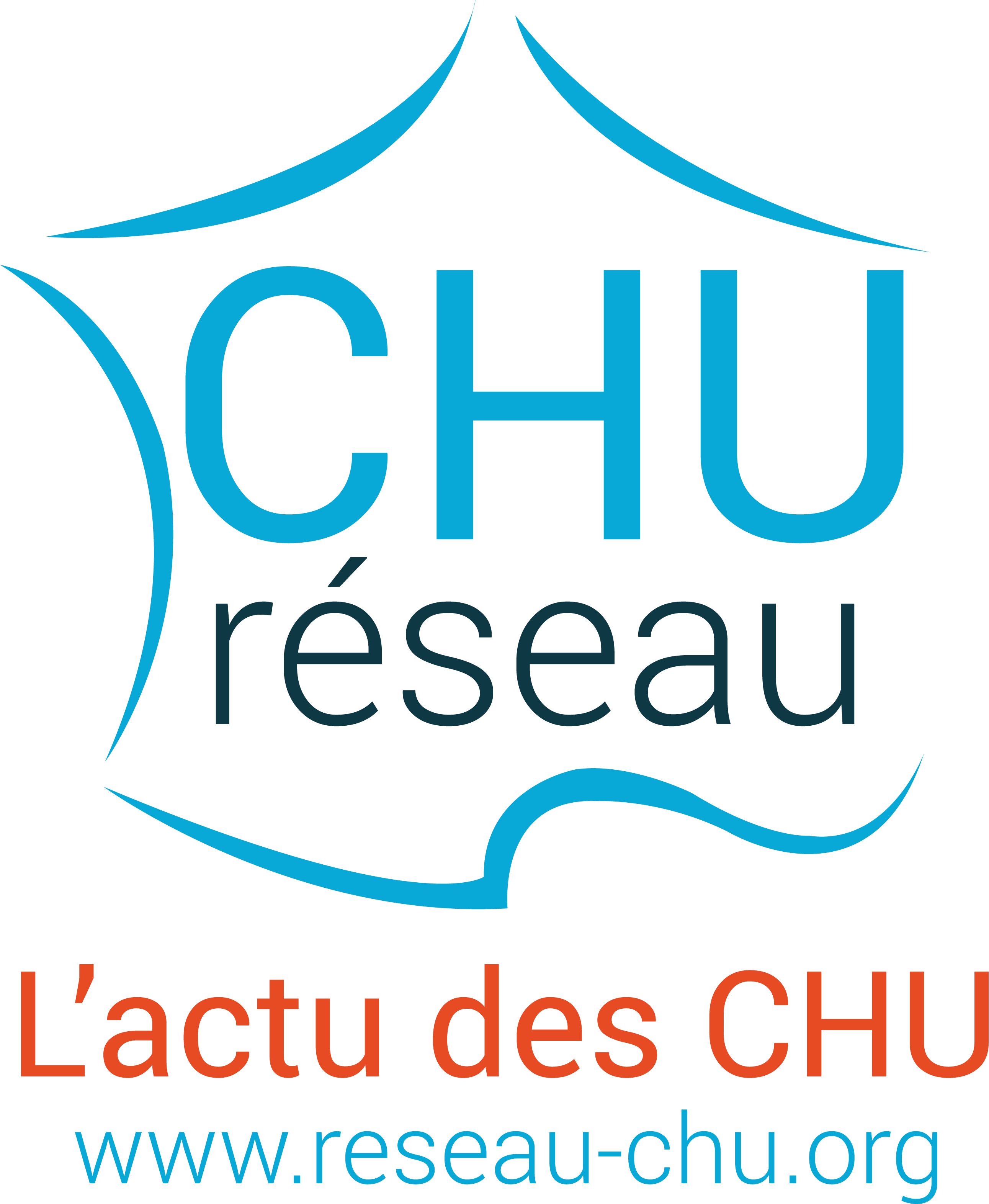logo : Réseau CHU
