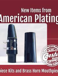 New Items from American Plating!