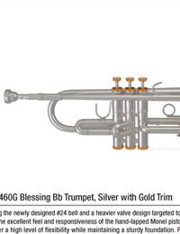 Blessing Trumpets