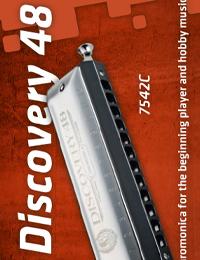 Hohner Discovery Harmonica