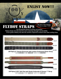 Flyboy Straps by LM