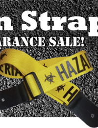 Clearance Sale on Fort Bryan Straps