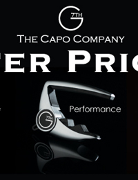 New Better G7th Capo Pricing!