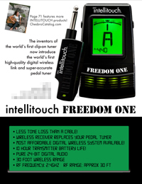Intellitouch Freedom One!
