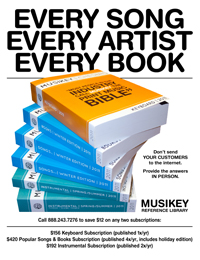 Musikey Reference Library