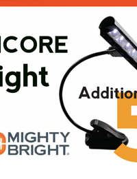 Mighty Bright Promo (Exp 30 Sep 2013)