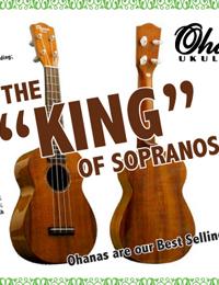 Ohana King of Uke
