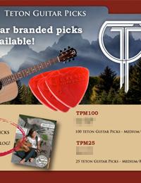 New Teton Picks