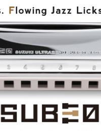 New Suzuki Ultrabend Harmonica